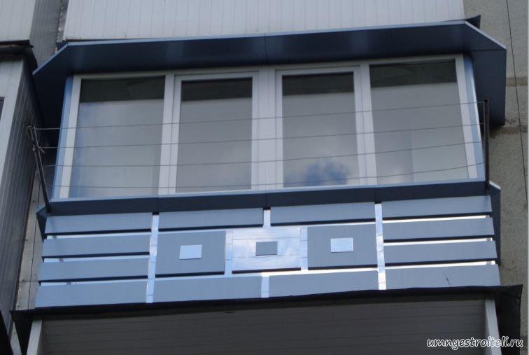 Балконы на фото внешний дизайн балконов довольно интересные .