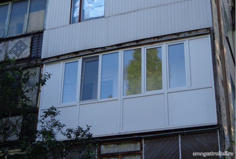 Застеклить 3-х метровый балкон цены в саратове.