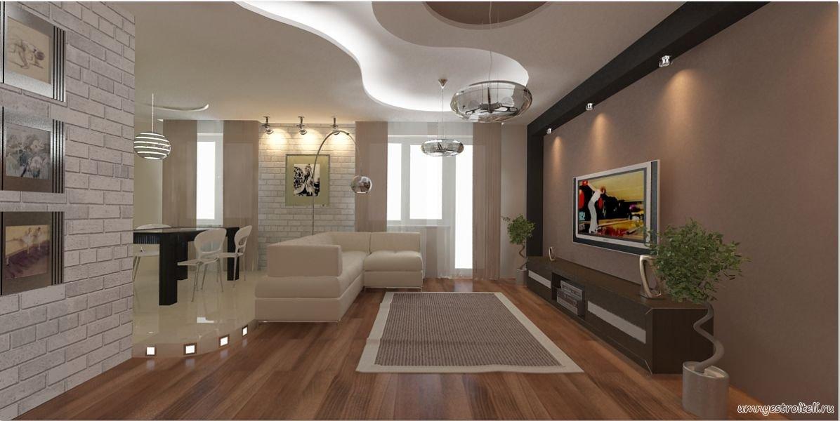Сделать дизайн зала