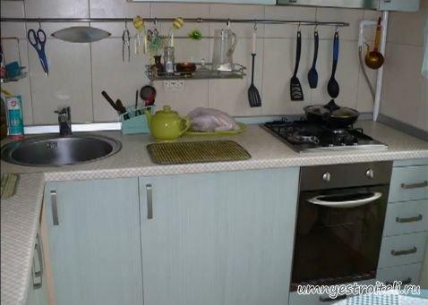 Как кухню сделать уютной своими руками