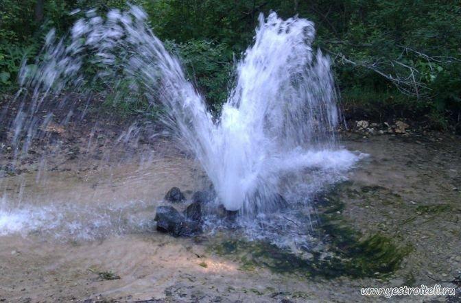 Как у себя на участке найти воду своими руками