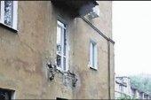 Балконы в плохом состоянии, прям напасть.