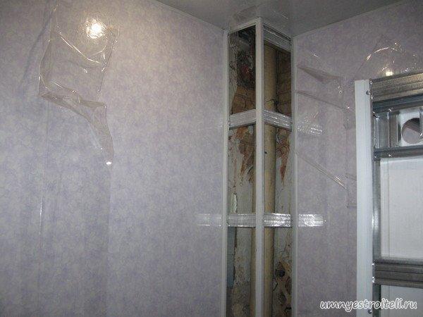 Ремонт ванной пластиком видео скачать фото 399-586