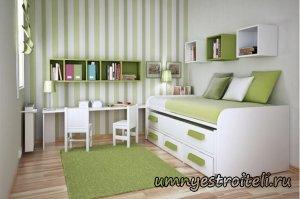 Идеи для маленьких спален.