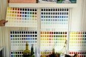 Краски для деревянного пола