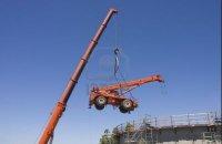 Краны для строительства домов