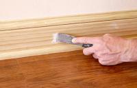 Подсчет, выбор и установка деревянных плинтусов