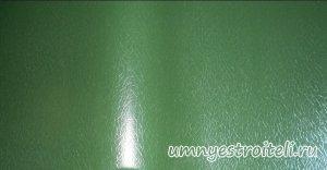 1396438990 glyancevaya kraska na stene - Как сделать глянцевую поверхность матовой