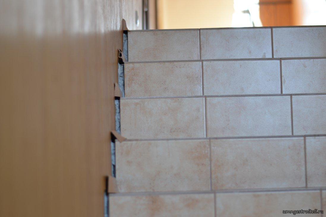 Укладка порога из плитки своими руками фото 755
