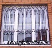 Стоимость установки решетки на окна