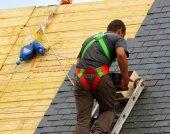Техника безопасности при работе на крыше.