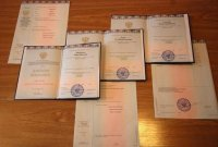 РФ не признаёт дипломы Новоросии и ЛНР.