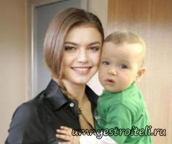 Алина Кабаева родила Путину сына.