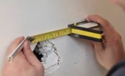 Как заделать дырку в гипсокартоне. + Видео.