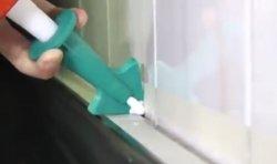 Герметизация примыкания ванны к стене + Видео.