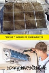 Чистка кондиционеров Донецк + Макеевка – Обычная и с химией.