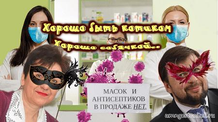 В Аптеках ДНР нет антибиотиков. Просрали КОВИД как могли.